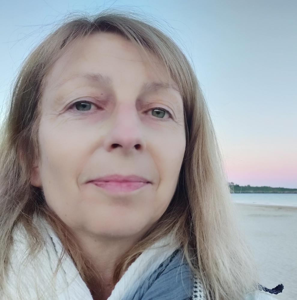 Sylvie Chanteux - test