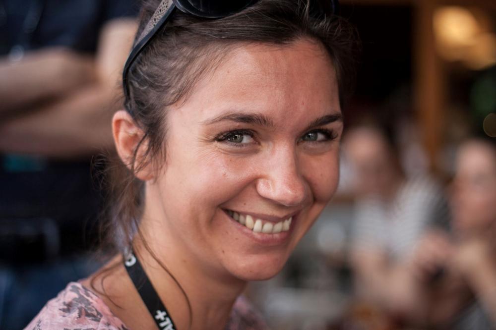 Hélène Friren - test