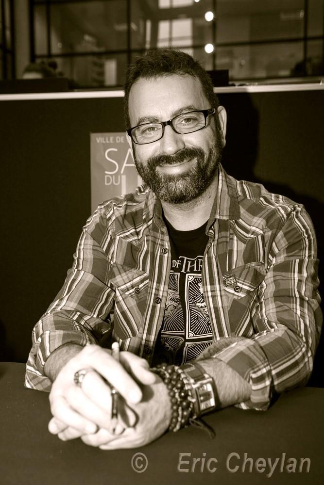 Frédéric Campoy - test